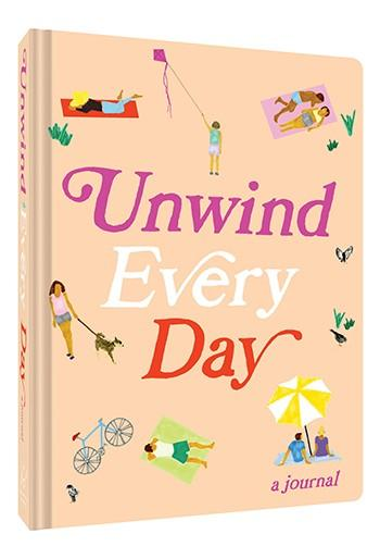 Unwind Every Day: A Journal