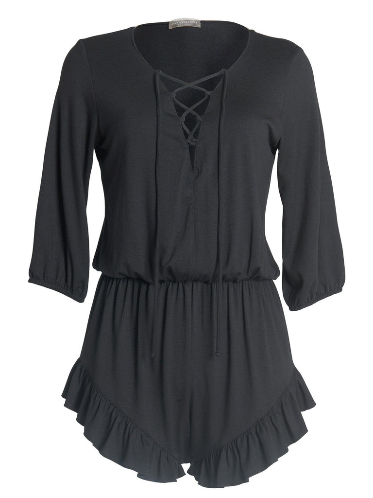 Anya Romper Rompers by Le Marché by NP