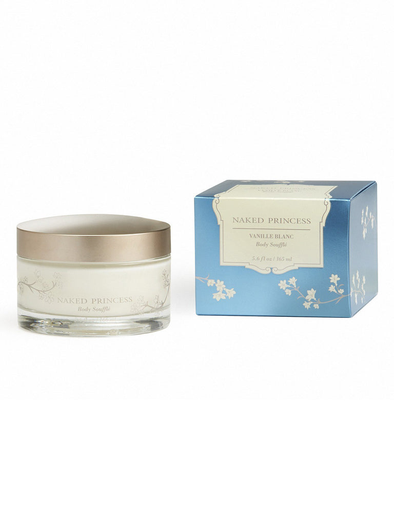 Body Soufflé - Vanille Blanc Moisturize by Naked Princess