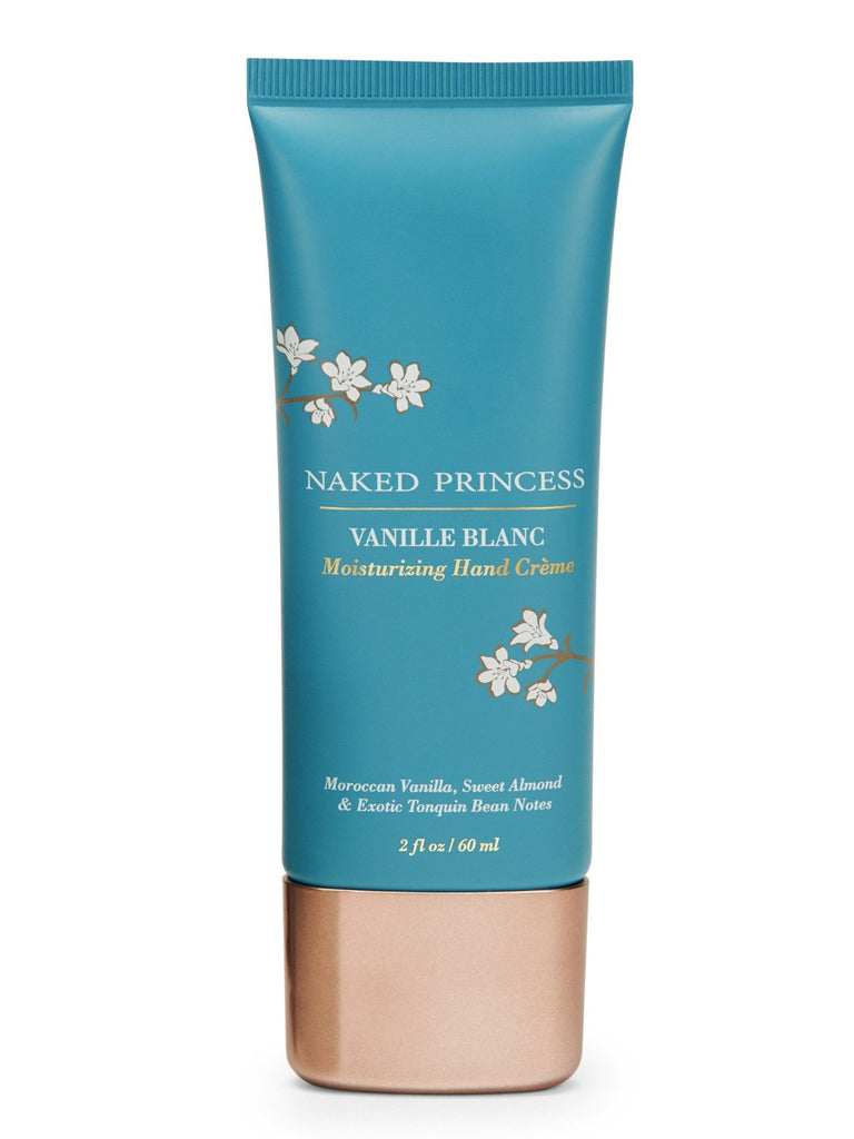 Hand Crème - Vanille Blanc Moisturize by Naked Princess