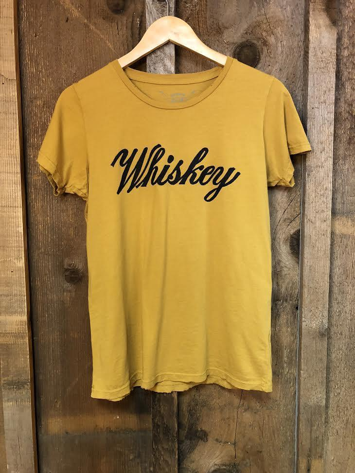 Whiskey Women's Tee