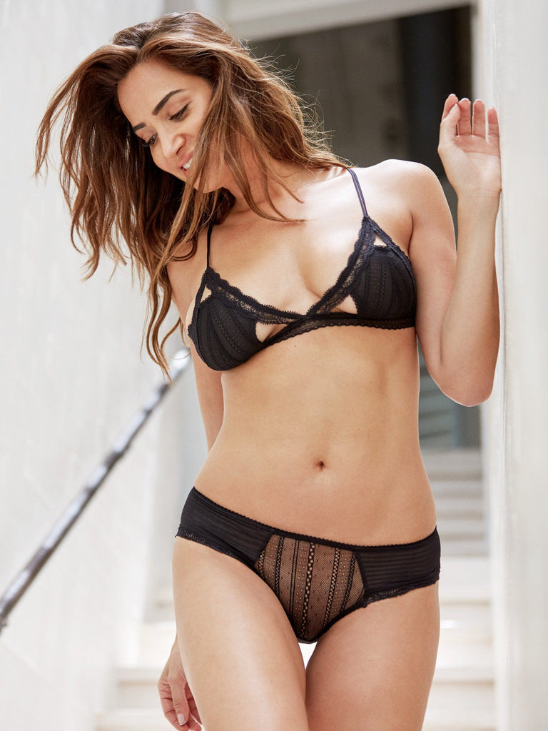 Fiona Bralette Bras & Panties by Le Marché by NP