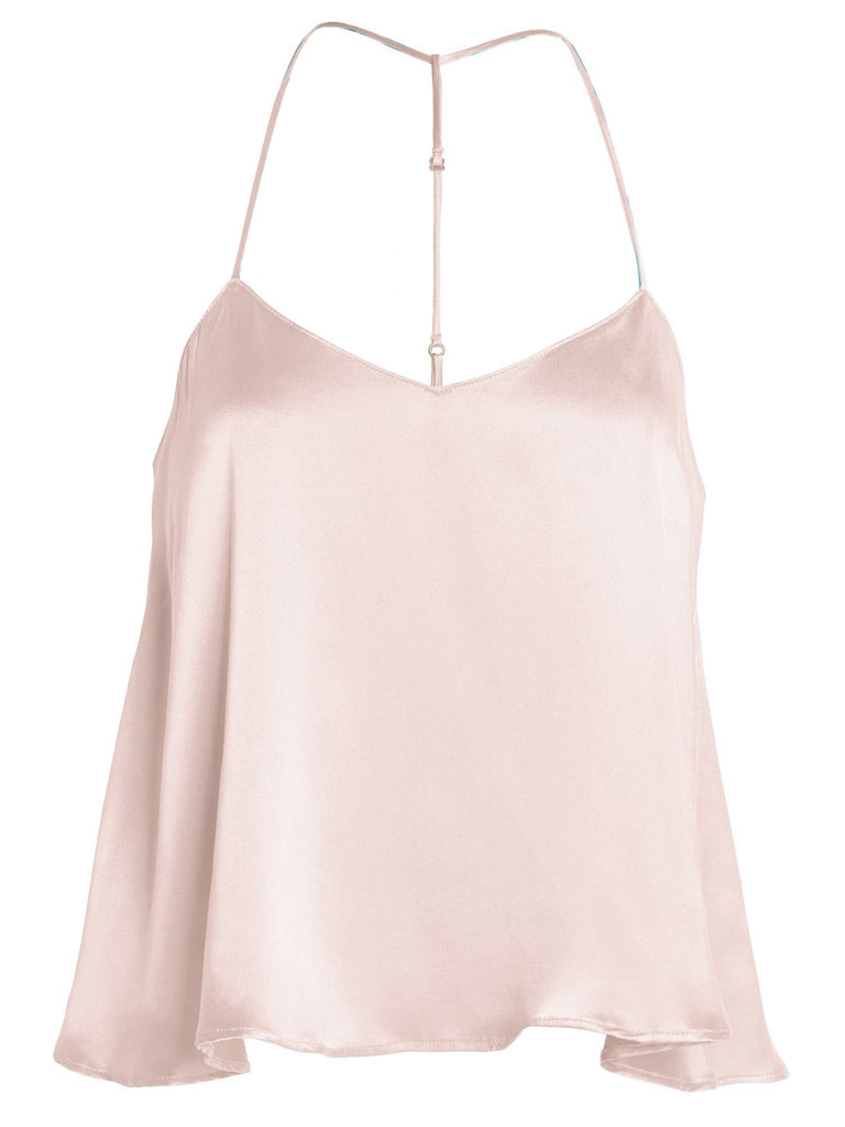 Lila Sweetheart Cami Tops by Naked Princess