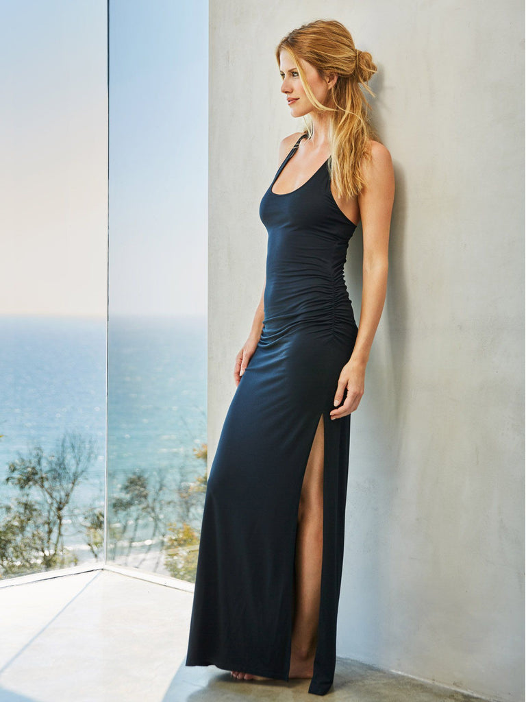 Racer Back Maxi Dresses by Le Marché by NP