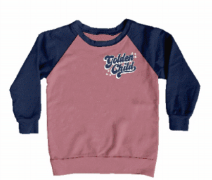 Golden Child Crew Neck