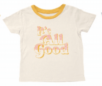 It's All Good Boxy Tee