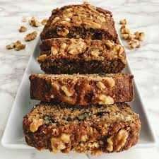 Banana Bread with Toasted Walnuts
