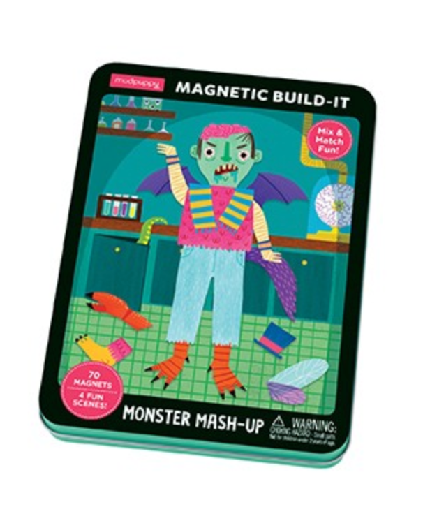 Monster Mashup Magnetic