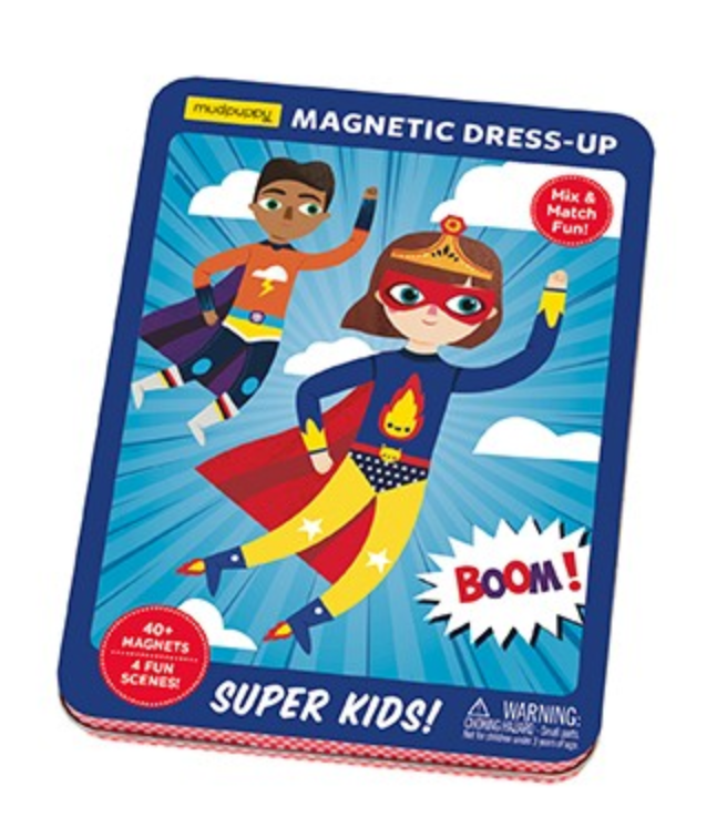 Super Kids! Magnetic