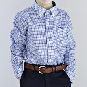 Bowen Arrow Button Down – Haddrell's Point Plaid