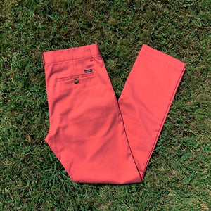 Palmetto Pants in Revolutionary Red