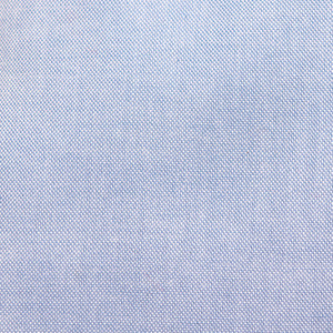 Swatch of Bluffton Blue (a solid color) fabric