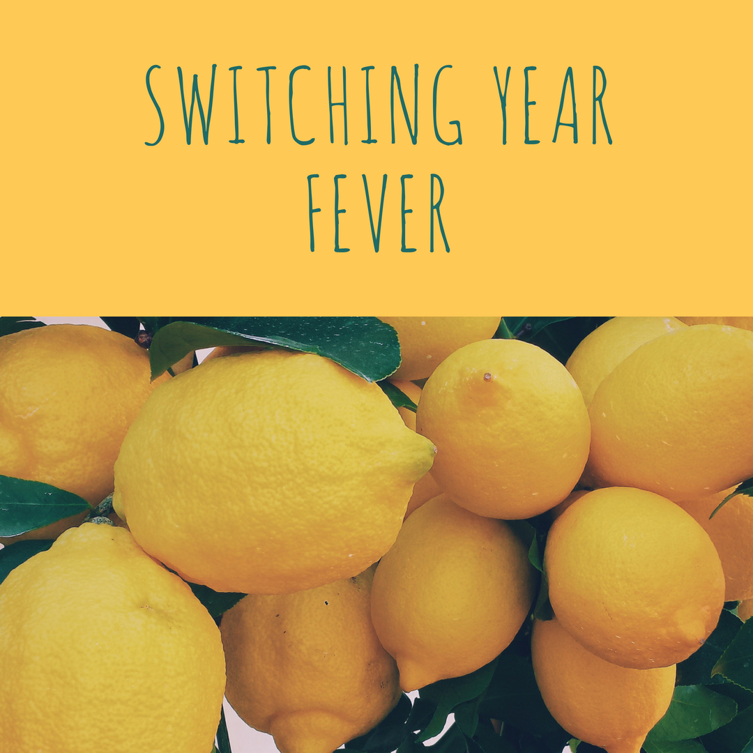 Switching Year Fever
