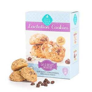 Oats & Hershey's Chocolate Chips Lactation Cookies