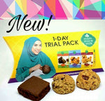 Mom More Milk 1-Day Trial Pack