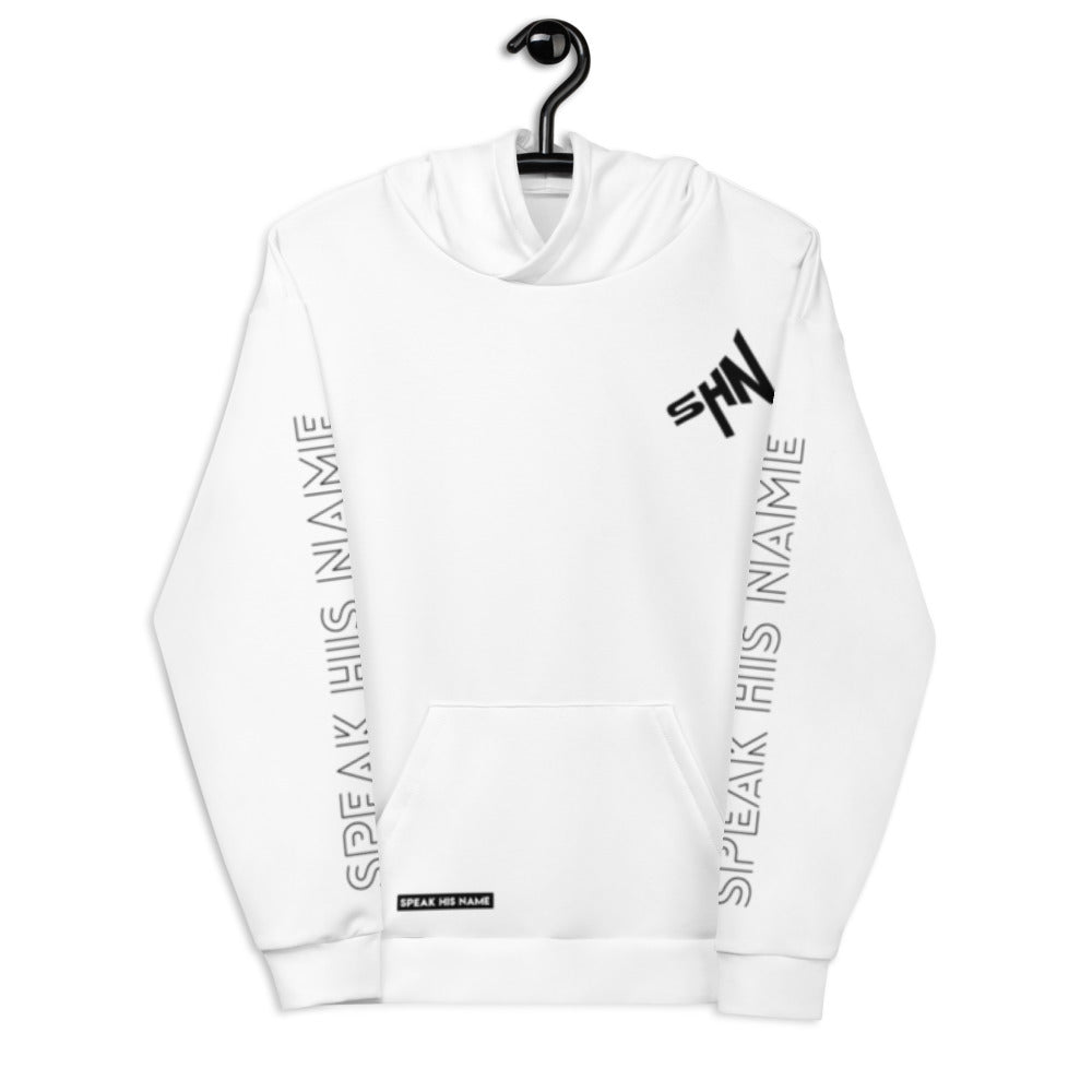 SPEAK HIS NAME™ HOODIE - Speak His Name