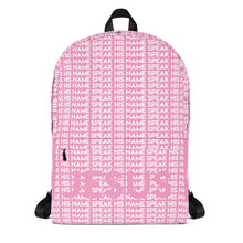 Load image into Gallery viewer, SPEAK GEAR™ LAPTOP BACKPACK - Speak His Name