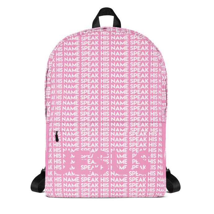 SPEAK GEAR™ LAPTOP BACKPACK