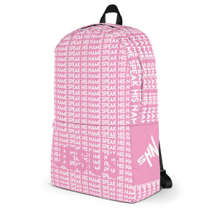 SPEAK GEAR™ LAPTOP BACKPACK - Speak His Name
