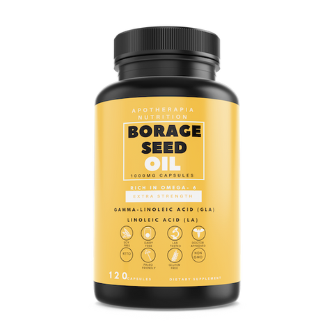 Borage Seed Oil Capsules