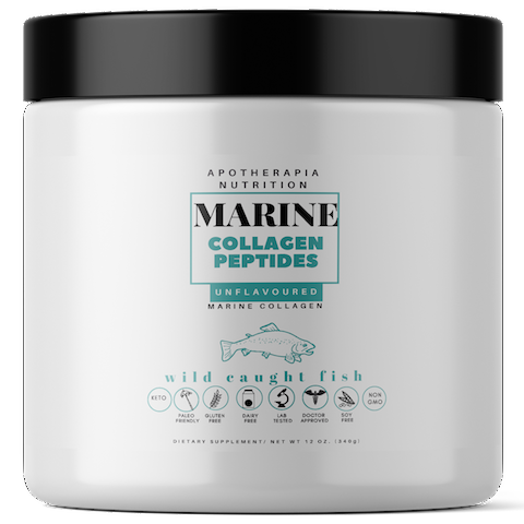 Hydrolyzed Marine Collagen Peptides Powder