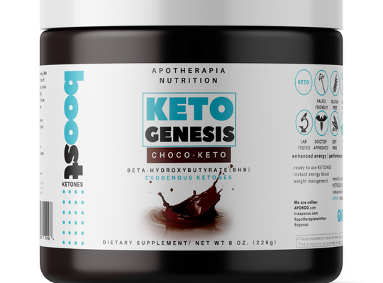 Exogenous Ketones Powder BetaHydroxybutyrate Choco-Keto