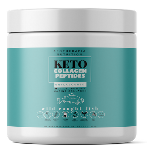 Marine Keto Collagen Peptides Powder
