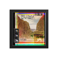 Load image into Gallery viewer, Album Cover Framed photo paper poster