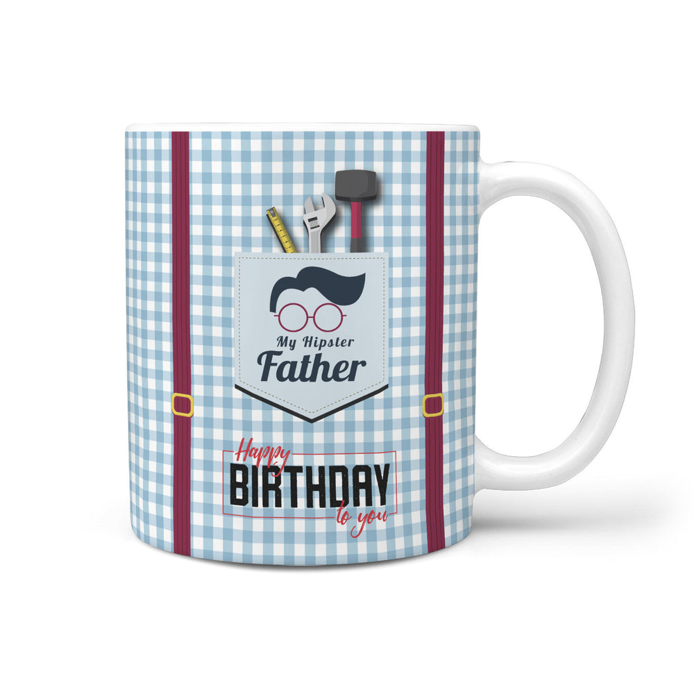 Dad Birthday Coffee Mug Birthday Gift