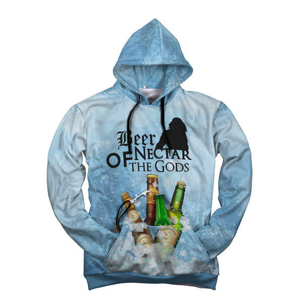 Beer Hoodie All Over Print
