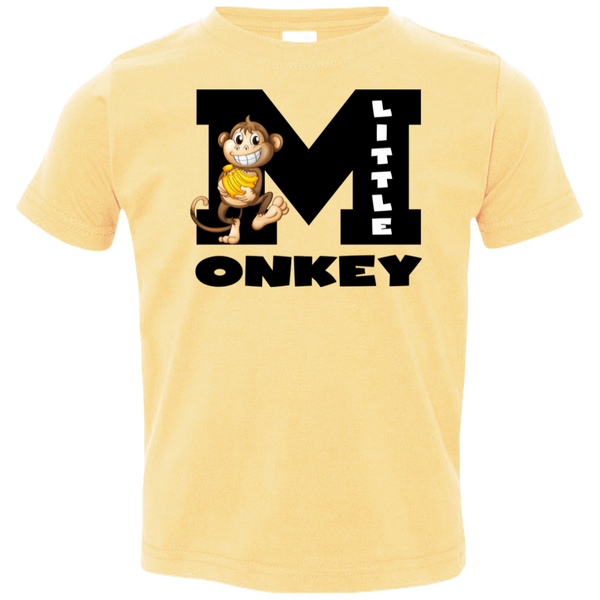 Kids Monkey Tshirt Design2