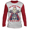 Santa Ugly Christmas Sweater Red