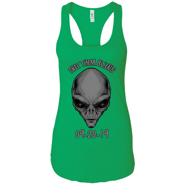 Area 51 Next Level Ladies Tank