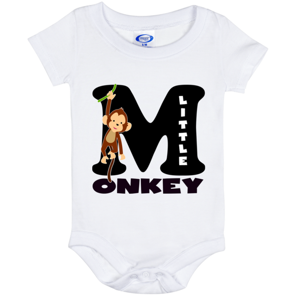 Baby Onesie Little Monkey