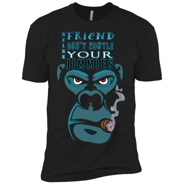 Funny Monkey Tee To Add To Your Monkey Clothes