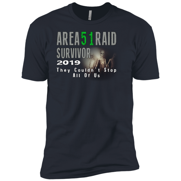 Area 51 Raid Survivor T-Shirt