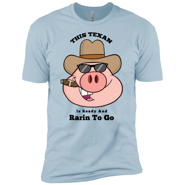 Texas Shirt Pig Shirt Premium Short Sleeve