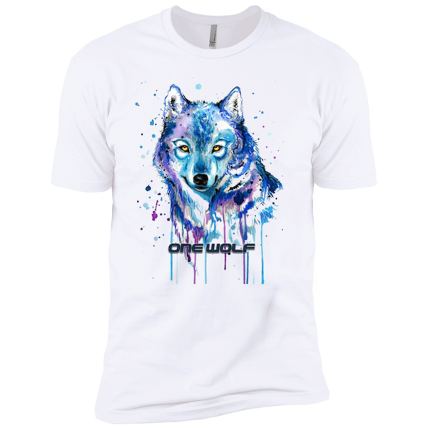 One Wolf Premium Short Sleeve T-Shirt