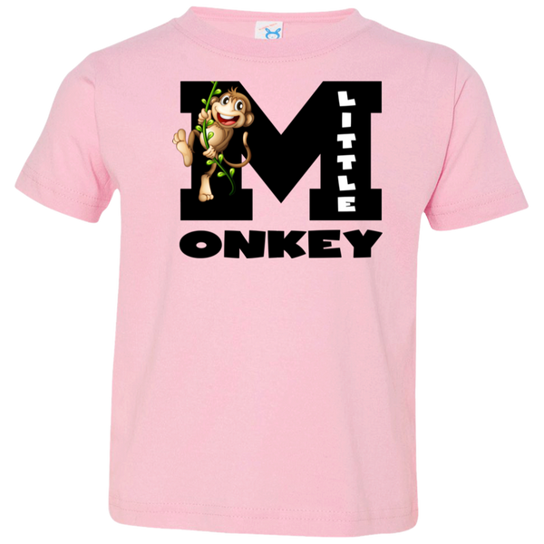 Kids Monkey Tshirt Design1