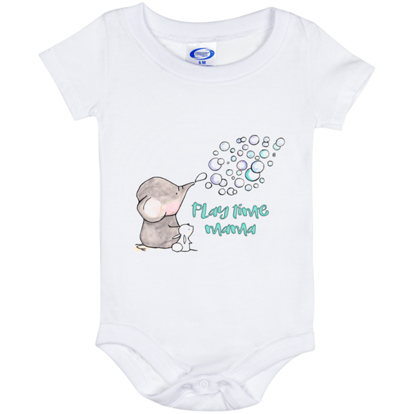 Baby Onesie Play Time Mama