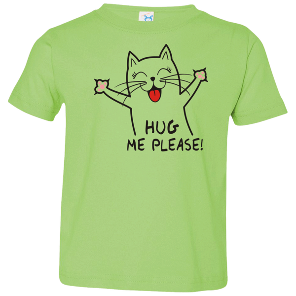 Hug Me Please Kids T-Shirt