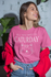 All You Need Is Caturday Ladies' Relaxed Short-Sleeve T-Shirt