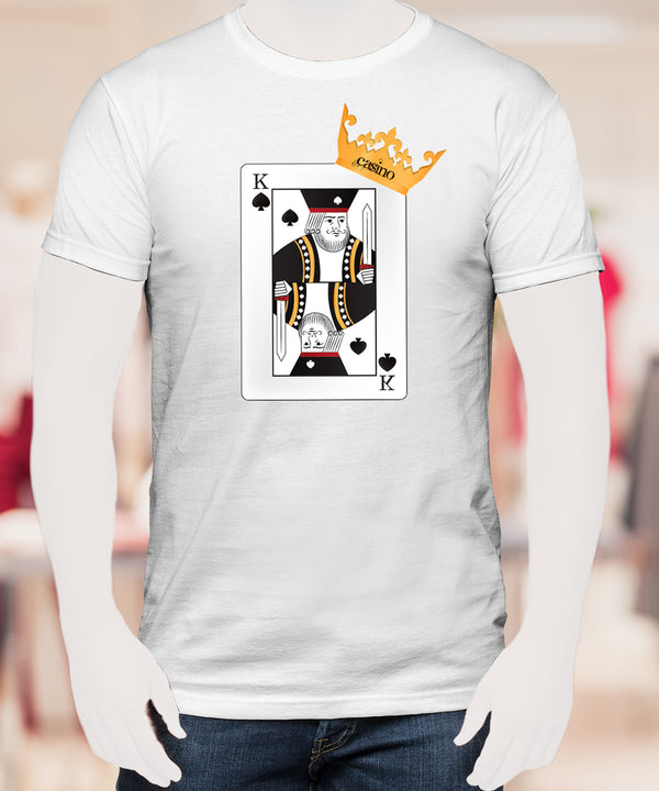 Casino King Mens Premium T-Shirt