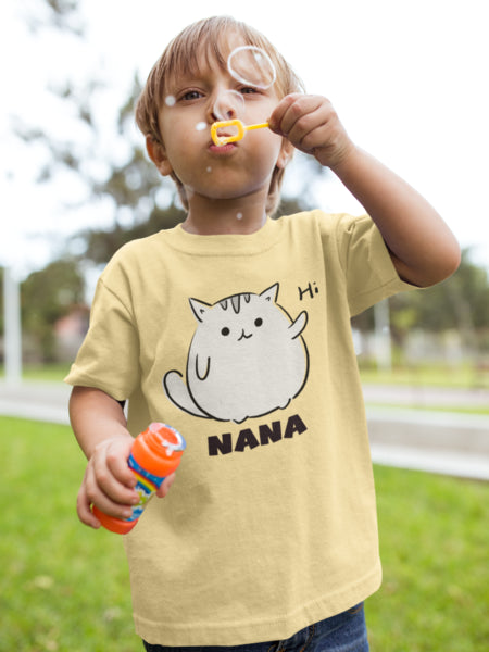 Hi Nana Kids T-Shirt