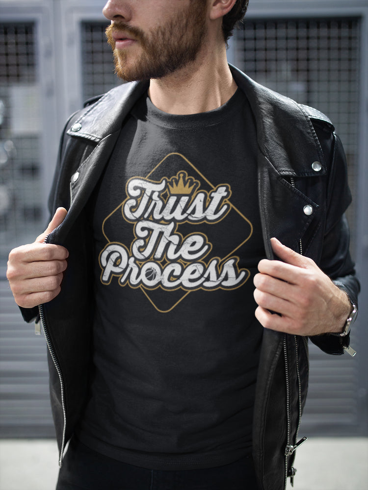 Trust The Process Premium T-Shirt