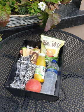 Good Food On the Go – Picnic Box Lunch from a Gourmet Food Shop - Kilkenny