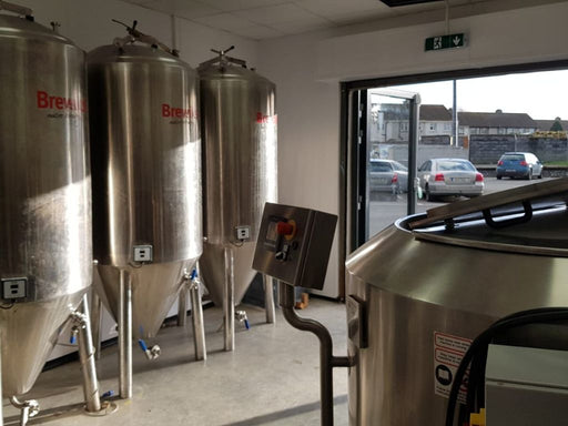 Tour, Taste & Dine at a Craft Brewery - Kildare