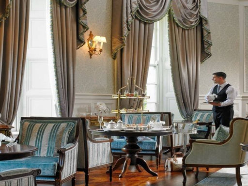 Majestic Afternoon Tea at a Luxurious Georgian Hotel - Cork