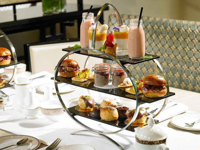 Indulgent Afternoon Tea at a Luxurious Georgian Hotel - Cork
