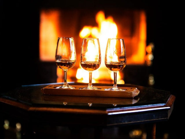 Fireside Chats with Special Rugby World Cup Whiskey Tasting - Dublin